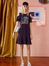 瑪塞莉尾貨女裝品牌折扣女裝店貨源市場圖片