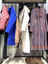 朝花夕拾尾貨女裝專柜下架折扣女裝市場圖片