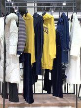 直播女装货源伊袖品牌女装折扣剪标货源厂家直播平台折扣女装货源图片