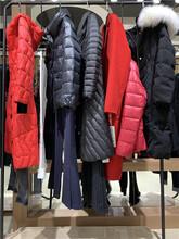 墨布語羽絨服尾貨女裝品牌折扣女裝市場圖片