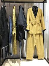 中国大牌纽束尾货女装品牌女装折扣店货源批发厂家