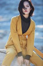 熱賣暢銷布蘭雅尾貨女裝品牌女裝折扣廠家圖片
