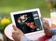 苹果ipad电子菜谱、电子菜谱、android电子菜谱系统有什么优势?图片