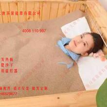 大唐华宝沙浴沙疗床床罩带被子沙疗沙灸沙浴床罩