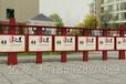 山西太原宣传栏厂家社区宣传栏校园橱窗忻州宣传栏价格山西不锈钢宣传栏