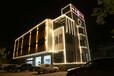 淄博楼体亮化照明设计,城市亮化工程施工
