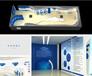 山东企业展厅设计施工,展览展厅搭建