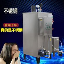 旭恩30KG燃油锅炉立式小型燃柴油锅炉不锈钢工业酿酒全自动蒸汽发生器