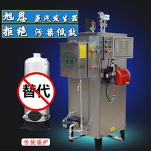 旭恩80KG蒸汽发生器锅炉全自动不锈钢燃气蒸汽锅炉环保水燃气锅炉