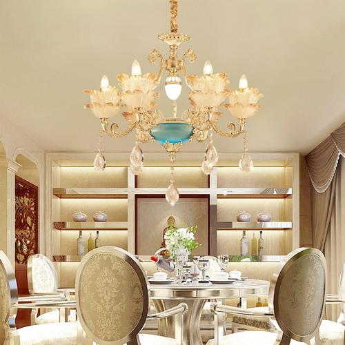 聊城客厅用吊灯还是吸顶灯好聊城市吊灯灯具