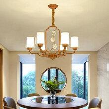 欧普照明欧式吊灯客厅灯全铜灯奢华客厅吊灯卧室灯具大气灯饰简约图片