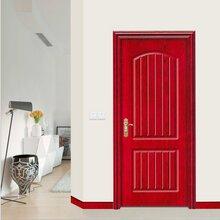 佛山广福烤漆门丨佛山实木门的批发价格是多少?丨烤漆实木门厂图片