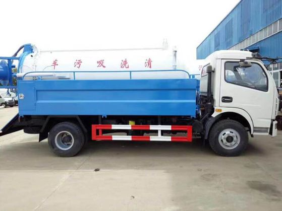 泰州五吨洒水车厂家