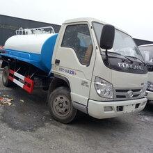 衢州5吨洒水车厂家