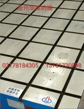 河北平板防銹防銹試驗平板防銹焊接平臺華威圖片