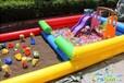 组合滑梯,充气沙池,水上乐园艾尔贝斯儿童游乐设备厂家直销