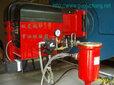 燃油蒸汽锅炉图片
