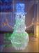 圣诞专用led雪人造型灯,天使造型灯
