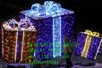 紫色led礼品盒造型灯,虾造型灯,螃蟹造型灯