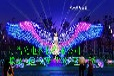 灯熠led展翅飞翔造型灯,羽翼造型灯