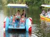 水上四轮驻马店付友造船厂脚踏船