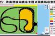 济南澄波湖赛车场,新车上市试驾和培训首选