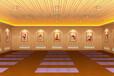 东莞高温瑜伽房加热设备远红外热瑜伽房装修