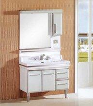 长葛低档浴室柜组合批发代理,长葛PVC卫浴柜组合厂家价格实惠