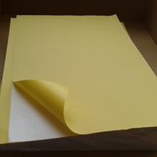 供应240x330mm黄底铜版粘尘纸本