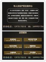 影视版权华人文化产权交易中心招运营商