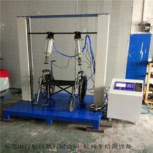 保定輪椅車檢測設備操作簡單,輪椅車雙輥疲勞試驗機