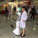 科技馆展厅迎宾机器人讲解服务机器人送餐机器人