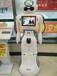 银行展馆展厅智能迎宾机器人送餐机器人营销服务机器人