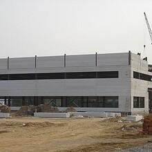吉林长春松原建厂房用钢结构配GM保温板房屋造价低质量高