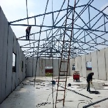 保温厂房仓库猪舍羊圈鸡舍用钢化水泥保温承重墙板价格低效果最理想
