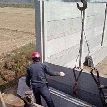 黑龙江猪场安全保障离不开齐庆装配式水泥围墙牢固耐用美观