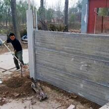 内蒙古养殖场围墙兴安盟猪场围墙专业生产安装封闭式围墙