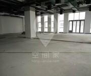 空间家-深圳福田瀚森大厦办公室出租,毛坯445平租赁图片