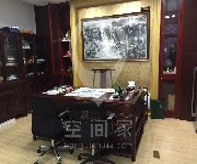 空间家-深圳福田地铁大厦办公室出租,豪装200平租赁图片