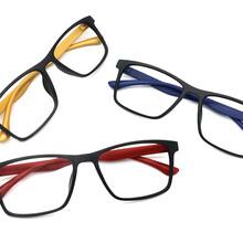 深圳负离子眼镜框TR记忆材质保健能量抗疲劳负离子眼镜贴牌生产工厂