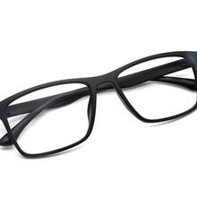 TD055男款负离子眼镜TR负离子能量保健眼镜贴牌代加工厂家