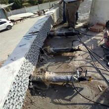 矿山免放炮开石开采设备新疆伊犁不易损坏图片