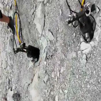 青石礦采劈裂棒天津開發區制造廠家