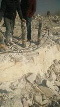 河南新华区矿场开采岩石静态液压机器不易损坏图片