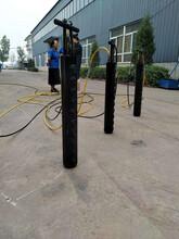 青海城北区矿场开采岩石静态液压机器不易损坏图片