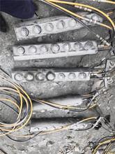 银灰石开采分裂液压劈裂棒上海宝山行情价格图片