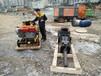涵洞開挖破裂石頭液壓機械湖北咸寧出租租賃