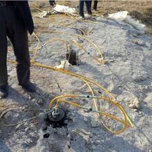花岗岩开采破裂机器湖北咸宁排行榜图片
