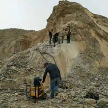 把一座山开采挖走盖房子用什么机器陕西汉中市场价格图片