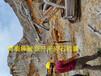劈裂机用于矿山开采采石场采石?#26032;?#19968;天产?#22353;?#24503;
